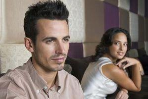 Online Dating berättelser skräck