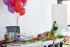 Idéer för en 50-årig födelsedag