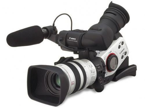 Felsökning av en Canon XL2