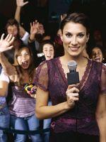 Hur till få din Start som TV-talkshow värd