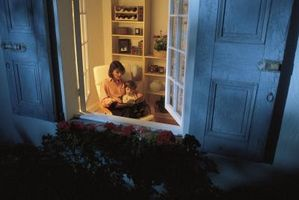 Hur man sätter barn till sömn