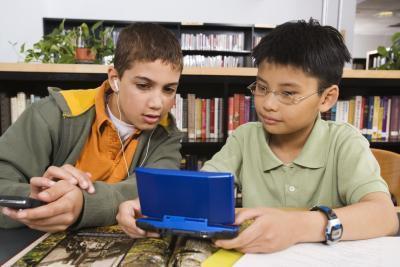 Underhållande spel att hålla barnen sysselsatta