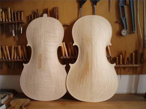 Att göra en Cello