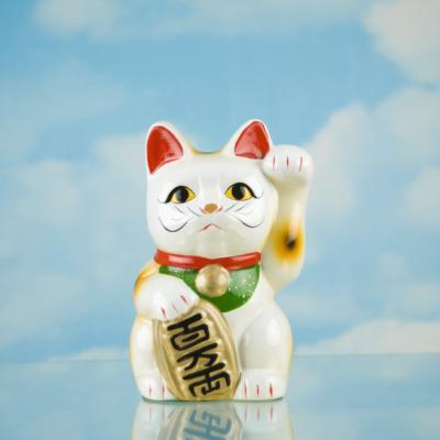Anor japanskt porslin katter
