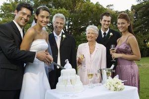 Hur man planerar ett Casual bröllop mottagning