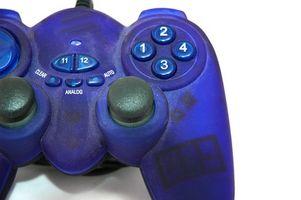 Hur man använder en PS3-handkontrollen på PSP