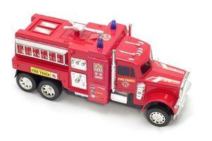 Hur till finna ut vad äldre Franklin Mint Diecast brandbilar är värt