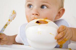 Hur man lagar kyckling för spädbarn