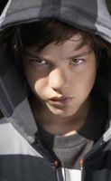 Hur man handskas med en arg tolv år gammal pojke