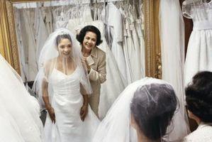 Hur du utför uppgifter för en mor till bruden