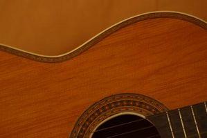 Hur man gör en PVC gitarr Rack