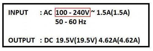Hur man läser en AC-DC Adapter