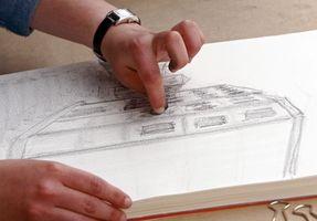 Hur man håller ansiktet och handen proportioner realistisk när du ritar den mänskliga formen