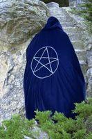Rätt sätt att rita ett Pentagram