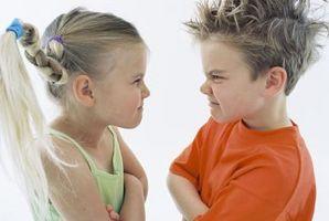 Hur man stoppar barnens rivalitet