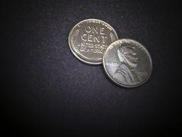 Hur berätta om en Penny är Silver