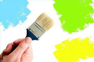 Hur man fixar Peeling färg på badrummet väggen & tak