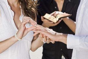 Hur man kasta en överraskning bröllop
