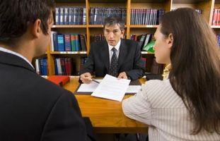 Hur man handskas med en arg man under en skilsmässa