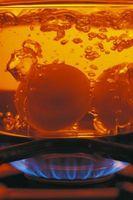 Vad påverkar kokpunkten av en vätska?