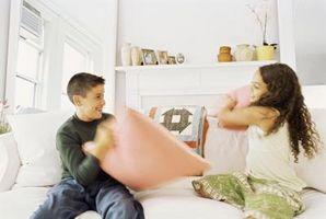 Hur skall man lösa argumentera mellan dina barn