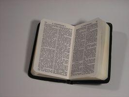 Hur konverterar jag en ESV Bibeln till en CSV-fil?
