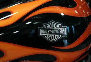 Hur man drar en Harley Davidson motorcykel motor