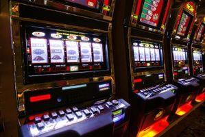 Indiska kasinon nära Fallbrook, Kalifornien