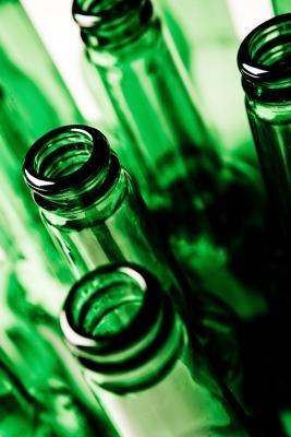 Glas flaska skärande verktyg