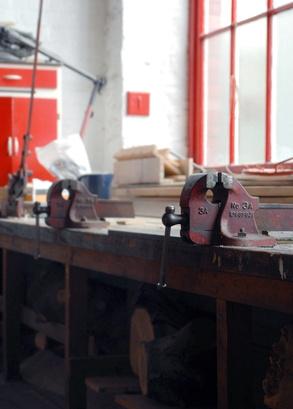 Hur man bygger en Robot Workshop