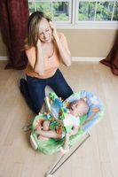 Hur man har tålamod med nyfödda