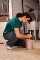Gör det själv måla reparation