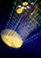 Vad är satellit höjdmätare?