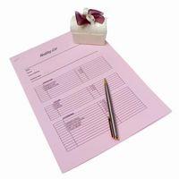 En checklista för månaden innan ett bröllop