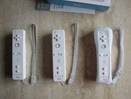 Amerikanska Wii Vs. Europeiska Wii