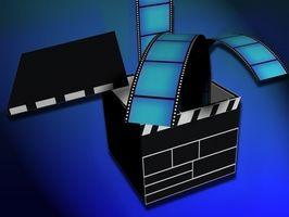 Hur man skriver en recension filmmallen