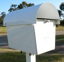 Hur man gör en bröllop kort postlåda