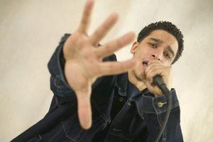 Projekt för tonåringar om rapmusik