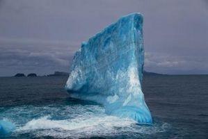 Akvarellmålningar idéer för den globala uppvärmningen