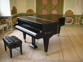 Hur man spelar Piano ackord