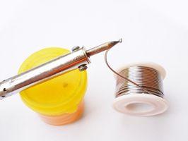 Hur att reparera Turner kristall mikrofoner