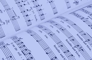 Hur man läser noter för att sjunga