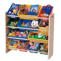Hur man organiserar ett barns rum för billiga