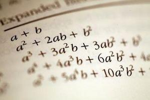 Hur man hittar summor av polynom i ekvationer