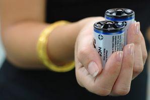 Hur konvertera batteriet till solenergi
