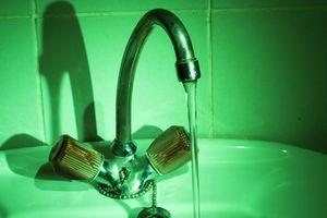 Hur man hittar trycket av vatten