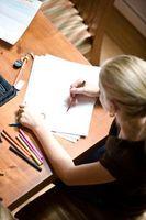 Hur man kan förbättra en ritning portfölj