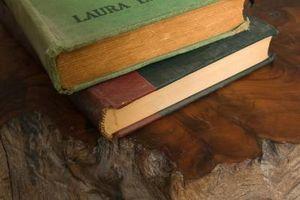 Hur man bevarar gamla böcker & papper
