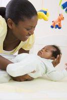 Hur vet jag om ett barn kan sova med en kvav leksak