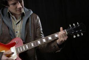 Hur man gör din gitarr ljud dramatiska
